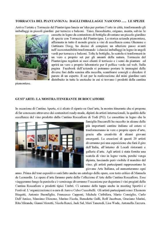 MATERIALI DI SCARTO DEL MONDO DEL VINO DIVENTANO OGGETTI E ARTE_Pagina_2